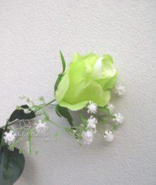 hoa hong xanh - hoa lua - uyenshop