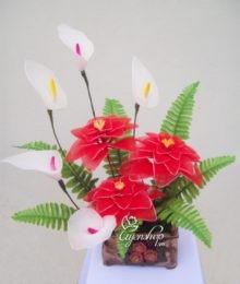 hoa trang nguyen - hoa voan - uyenshop