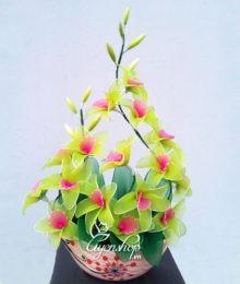 hoa voan - hoa lan - uyenshop