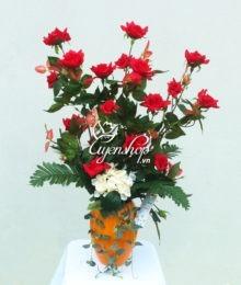 Hoa bàn thờ