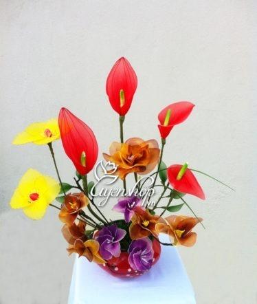 hoa voan 02 - uyenshop