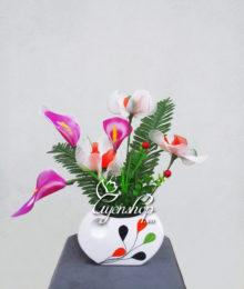 Hoa lá mùa xuân