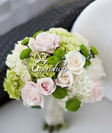 hoa cuoi - hoa lua - uyenshop
