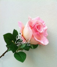canh hoa hong - hoa lua - uyenshop