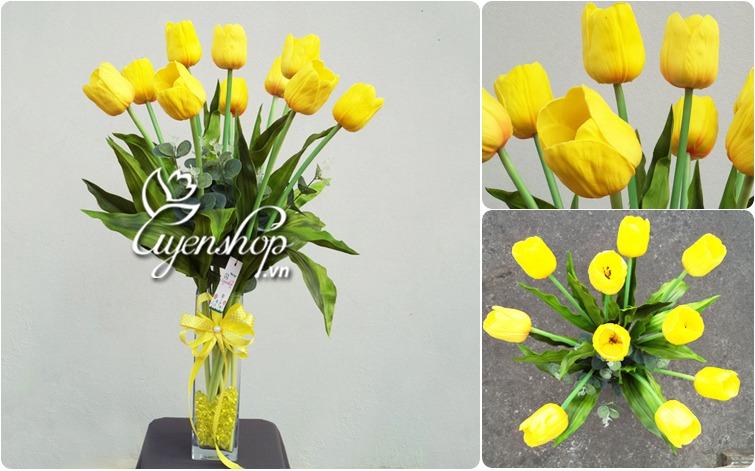 tulip vang - tong the - uyenshop
