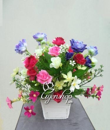 sac dep hoa - hoa lua - uyenshop