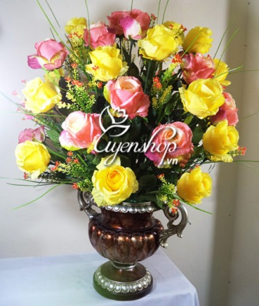 hoa hong dep - uyenshop