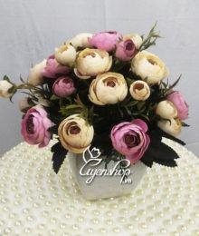 Lọ hoa trà