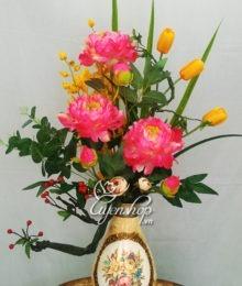 Binh hoa nghệ thuật