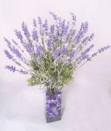 Bình hoa Lavender