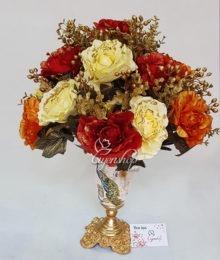 Bình hoa Hồng Nhũ