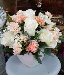 Hoa hồng tú cầu